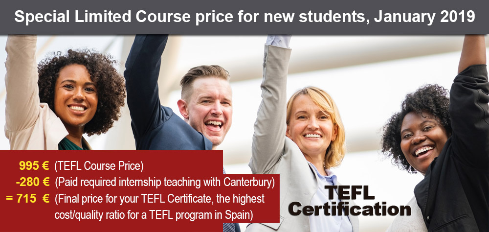 Tefl Certification Course Details In Madrid Spain Tesol Certification