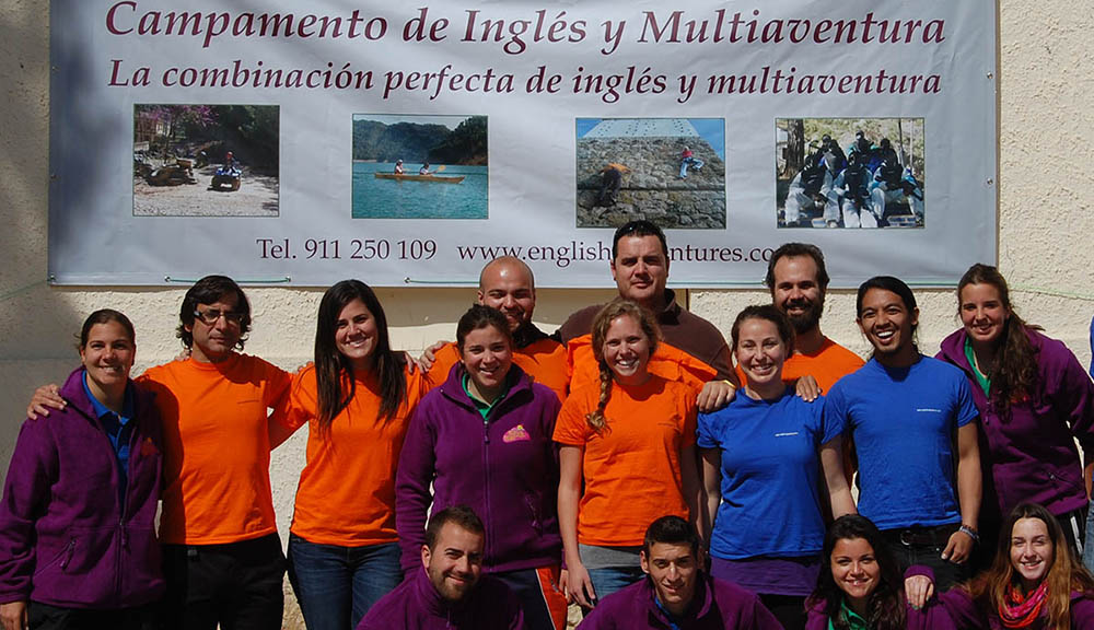 Teach english in Spain and job with us